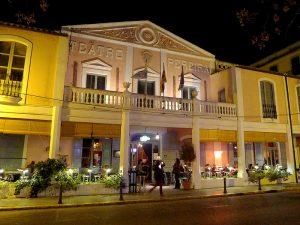 El Teatro Pereira fue inaugurado en 1899