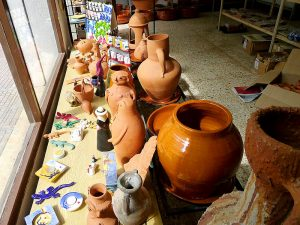 Cerámica pupular de la Ibiza rural