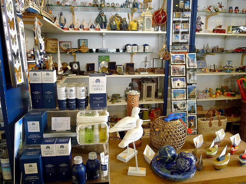 Can Murenu ofrece productos relacionados con la isla