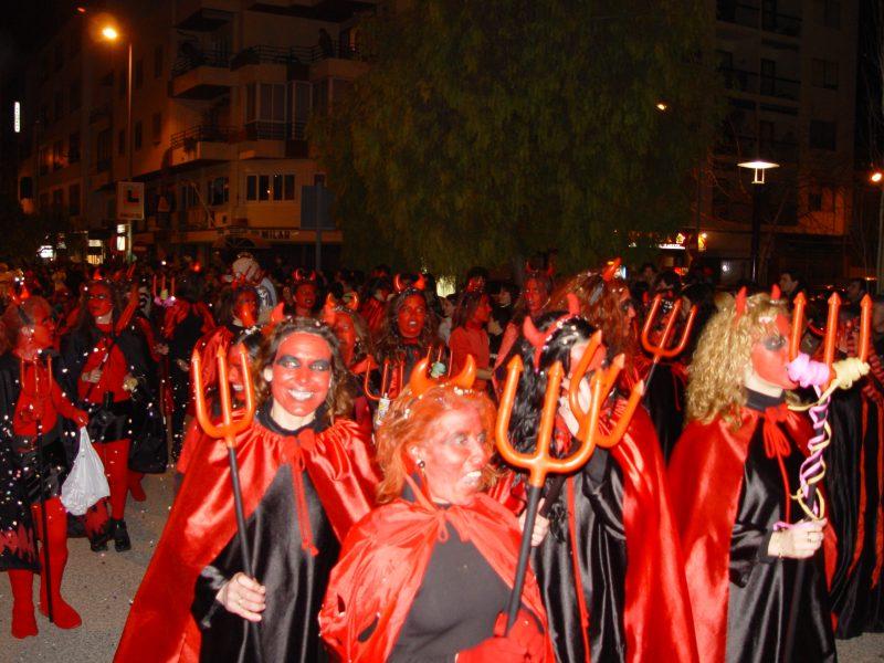 carnavales Ibiza