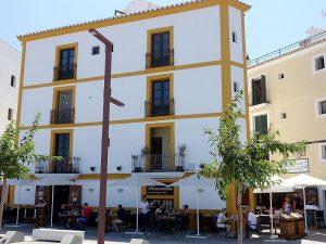 Formentera es uno de los restaurantes históricos de la ciudad