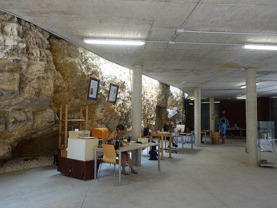Centre Artesanal de Sa Pedrera, en el barrio de Sa Penya