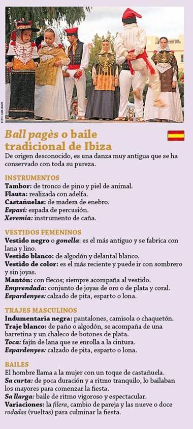 Ball pagès castellano