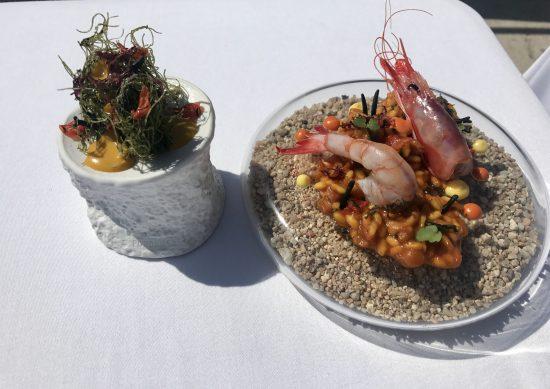 gastronomía Posidonia