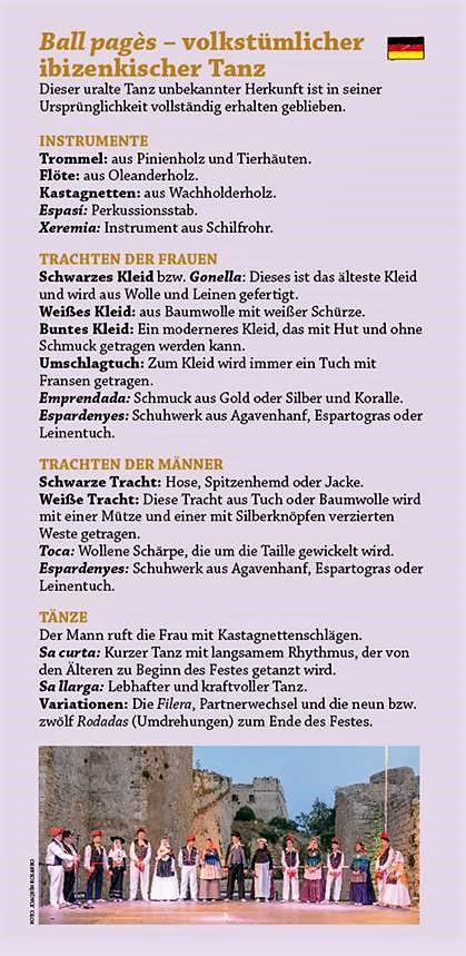 Ball pagés alemán