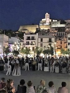 Baile payés en Ibiza