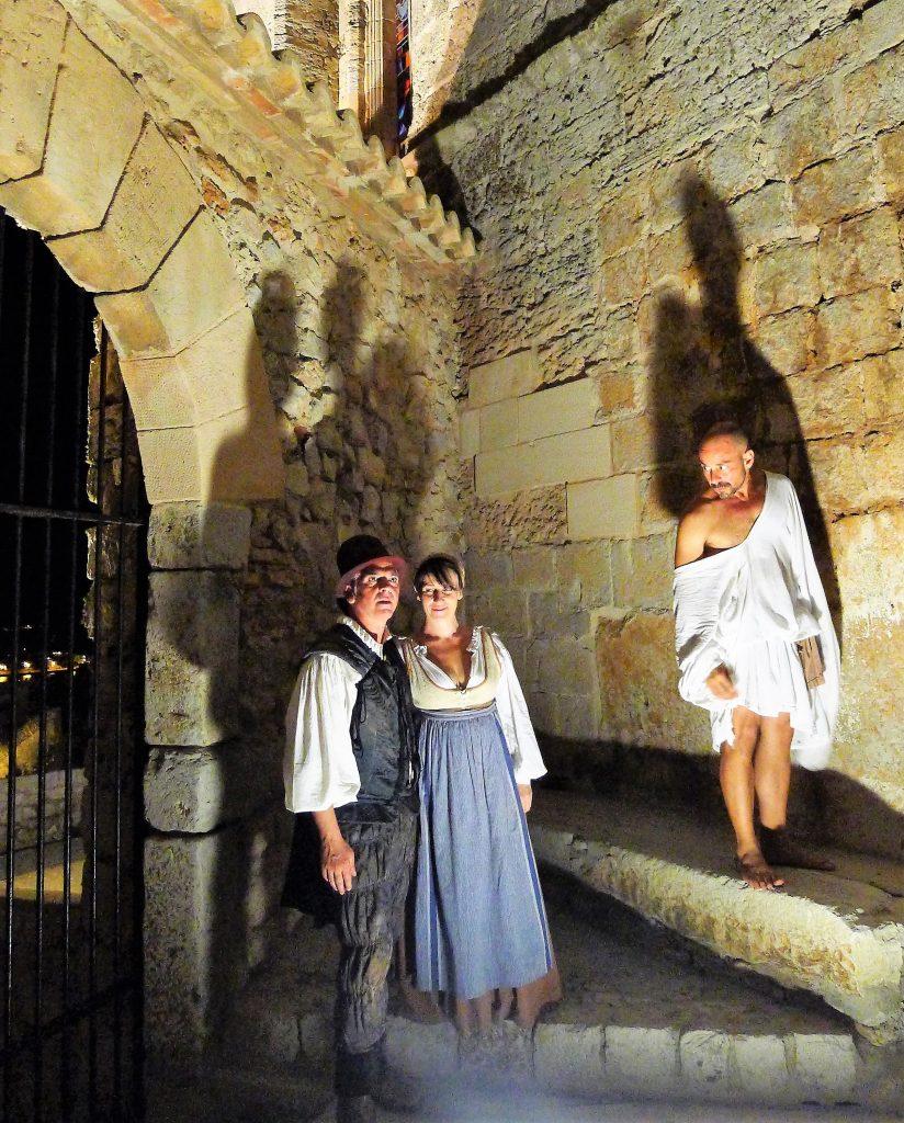 Visitas teatralizadas Eivissa