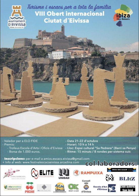 Campeonato ajedrez Ibiza