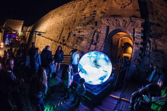 Ibiza Light Festival Portal Ses Taulas