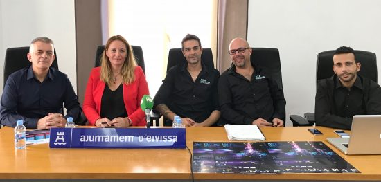 Presentación Ibiza Light Festival