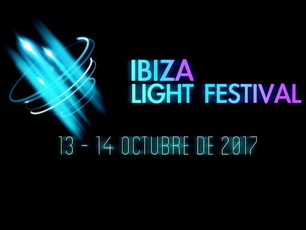 Cartel Ibiza Light Festival